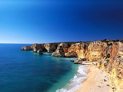 Algarve, beach