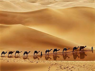 Climate in saudi arabia temperature precipitation when to go rub al khali sciox Images