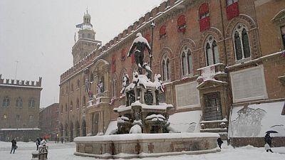 Bologna climate: average weather, temperature ...