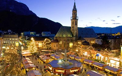 Bolzano, the Christmas markets