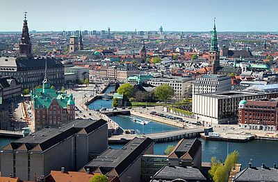Denmark Climate Average Weather Temperature Precipitation Best Time