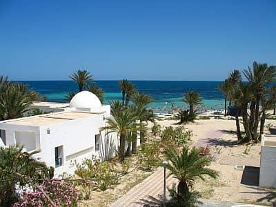 Djerba, coast
