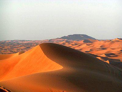 Emirates, desert
