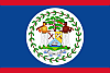 Flag - Belize