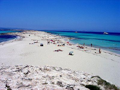 Formentera, Playa Ses Illetes