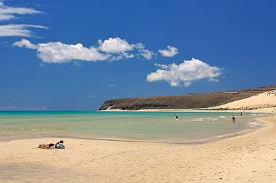 Fuerteventura, beach