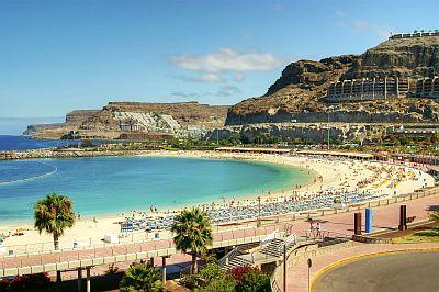 Gran Canaria, beach