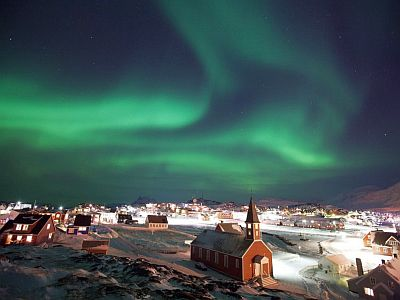 Greenland climate: average weather, temperature