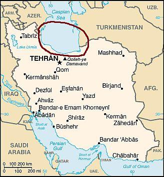 Iran Climate Average Weather Temperature Precipitation Best Time