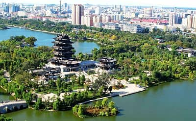 Jinan, Daming Lake