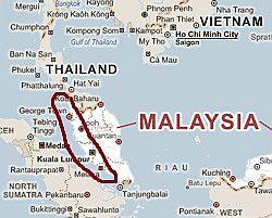 Peninsular Malaysia, west