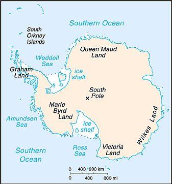 Climate in Antarctica temperature precipitation when to go what