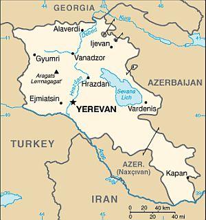 Armenia climate: average weather, temperature, precipitation