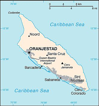 Aruba climate: average weather, temperature, precipitation