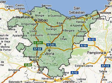San Sebastian Spagna Cartina.Basque Country Climate Average Weather Temperature Precipitation Best Time