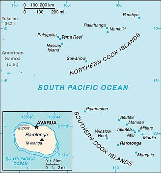 Cook Islands September Weather