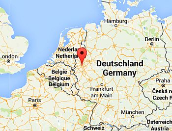 Map Of Germany Showing Dusseldorf.Dusseldorf Climate Average Weather Temperature Precipitation