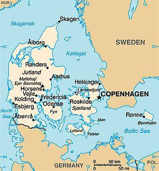 Denmark Climate Map Denmark climate: average weather, temperature, precipitation, best