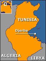 Djerba, where it's located