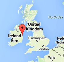 Dublin, where it's located