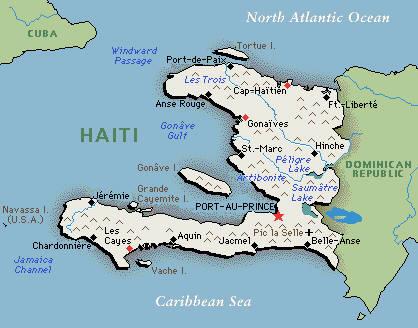 Haiti climate: average weather, temperature, precipitation, best time