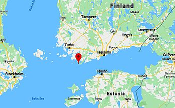 Hanko, where it's located