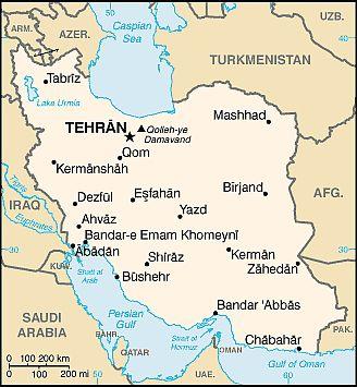 iran climate average weather temperature precipitation