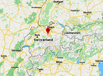 Lucerne, where it's located