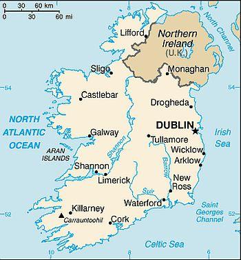 Northern Ireland climate: average weather, temperature, precipitation, best  time
