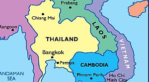 Pattaya, where it's located