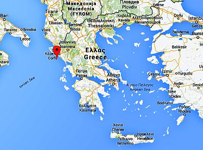 Paxos, where it is