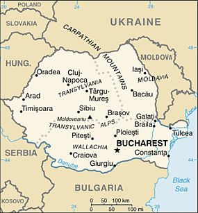 Romania Climate Average Weather Temperature Precipitation Best Time