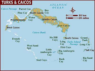 turks and caicos weather map Turks And Caicos Climate Average Weather Temperature