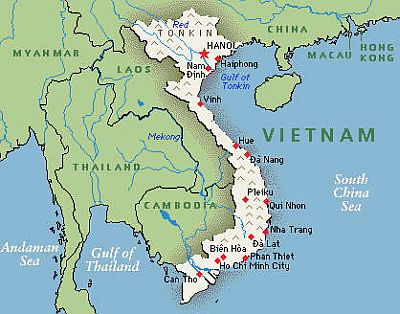 Vietnam Climate Average Weather Temperature Precipitation Best Time