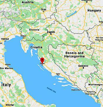 Zadar Climate Average Weather Temperature Precipitation Best Time
