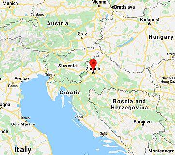 Zagreb Climate Average Weather Temperature Precipitation Best Time
