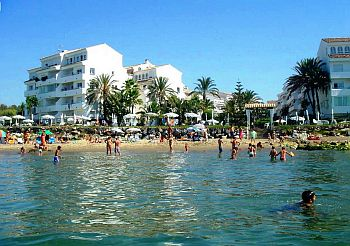 Marbella, Playa Real