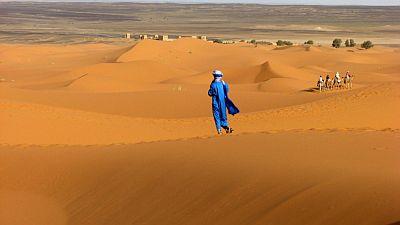 Mauritania, desert