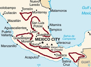 Climate In Mexico Temperature Precipitation When To Go What To - Mexico climate map
