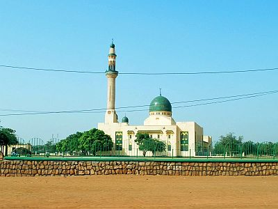 Mosque in Niamey