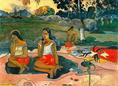 Gauguin, Nave Nave Moe