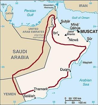 desert climate zone