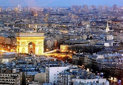 Paris climate: average weather, temperature, precipitation