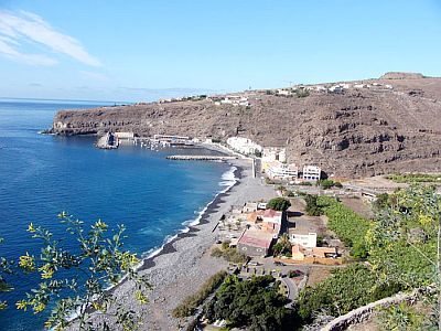 Playa Santiago, La Gomera