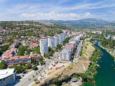 Wetter Podgorica