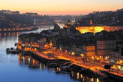 Porto, Ribeira