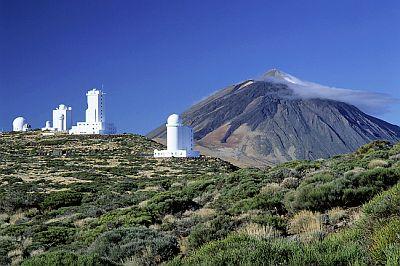 Teide Observatory of Izana